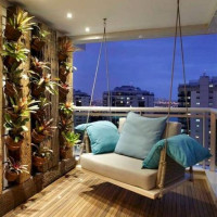 Apartment Balcony Design Photos