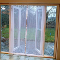 Balcony Fly Screen Doors