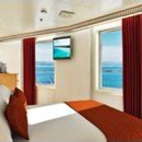 Carnival Dream Balcony Room Deck 7