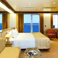 Carnival Liberty Best Balcony Rooms