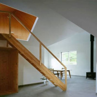 Custom Made Pull Down Attic Stairs