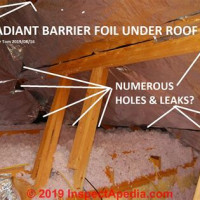 Do Radiant Barriers In Attic Work