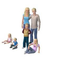 Flowers In The Attic Sims 4