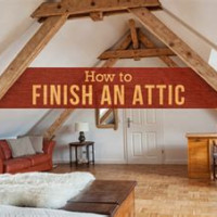 How Much To Finish An Attic Diy