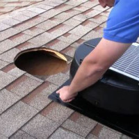 How To Install Solar Attic Vent Fan