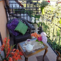 Ideas To Create Privacy On Balcony