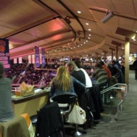 Madison Square Garden West Balcony Seats
