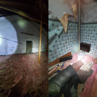 Man Finds Secret Room In Attic
