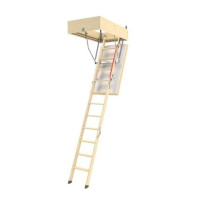 Genial Pull Down Attic Stairs Lowes