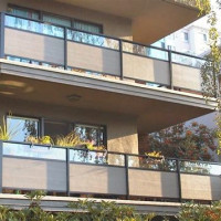 Small Balcony Railing Design