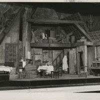 The Attic Hiding Of Anne Frank