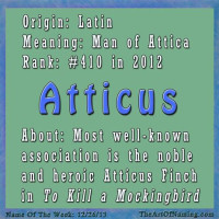 What Does The Name Attica Mean In Latin